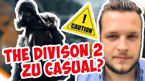 The Division 2 Youtube Thumbnail