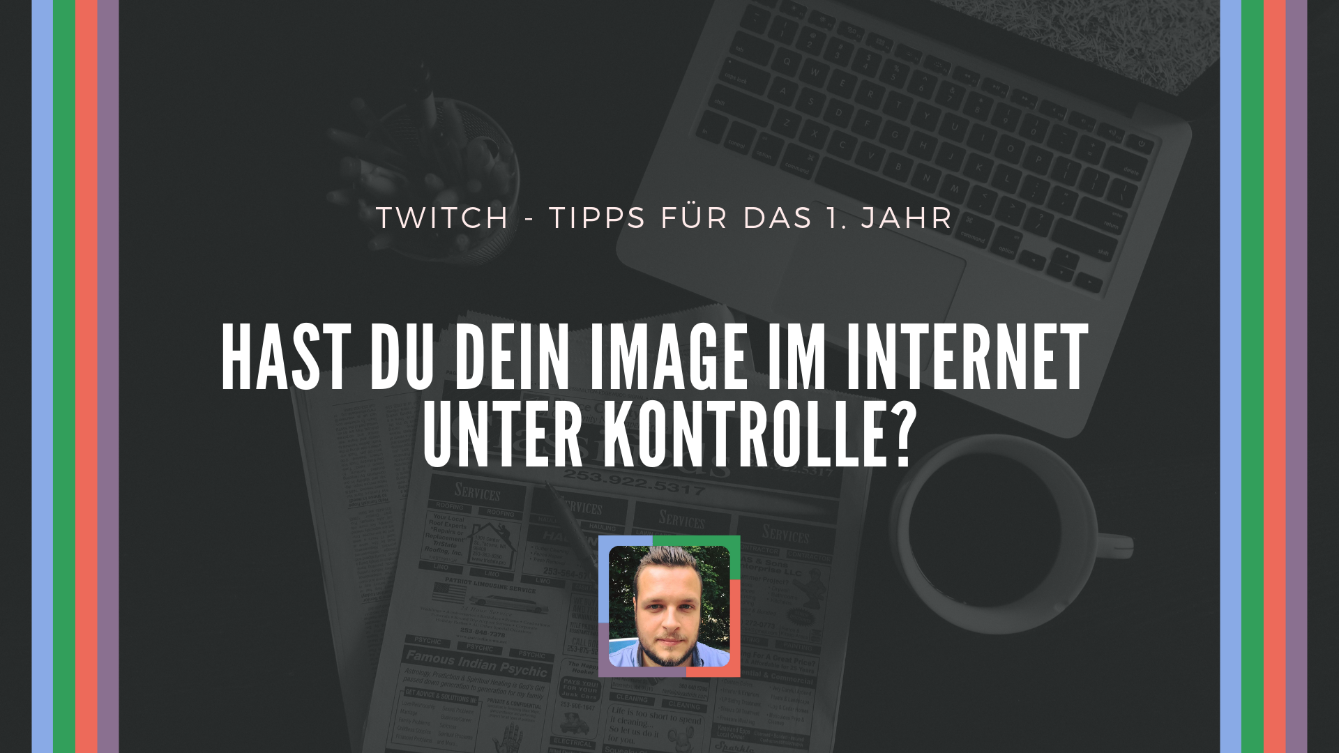 Twitch Tipps-Streamer Homepage