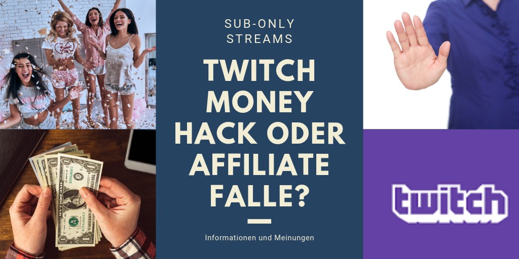 Money Hack oder Affiliate Falle